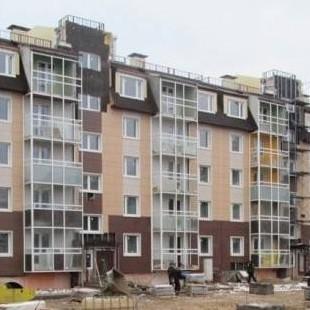 Жилой комплекс Пушгород готовность домов