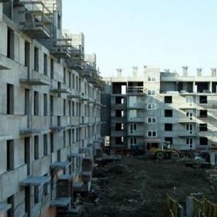 Строительство жилого комплекса Пушгород
