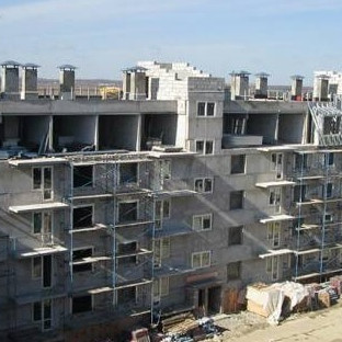 Ход строительства ЖК Пушгород