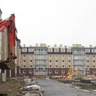 Новостройка Пушгород Санкт-Петербург строительство